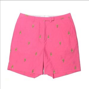 Tommy Hilfiger | Golf Shorts Pink and Seahorse 6